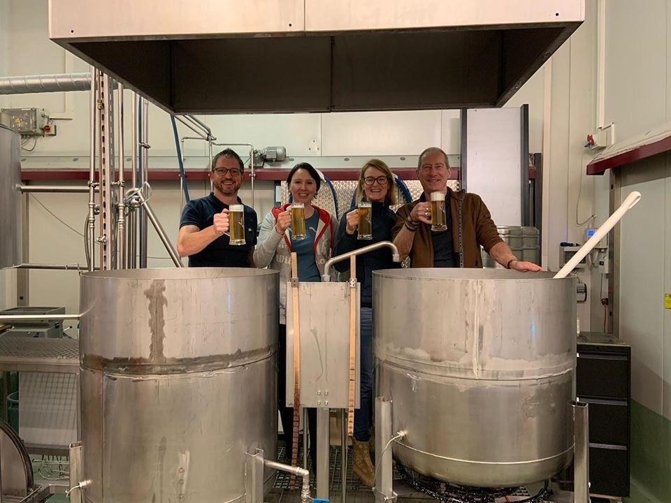2019 Brauen des Ratten-Bieres