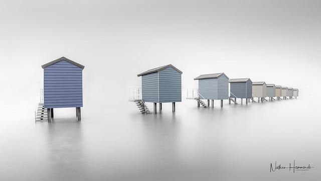 Osea Beach Huts