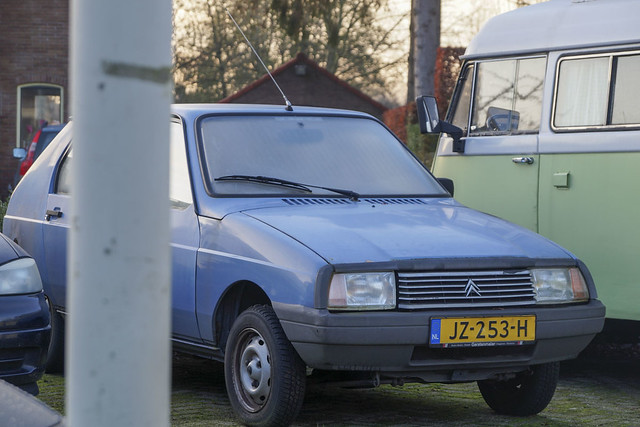 1988 Citroën Visa Club
