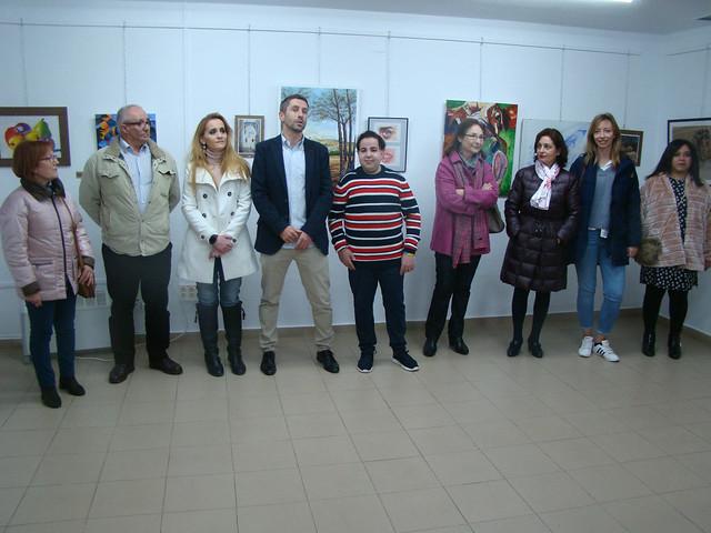 EXPOSICIÓN DE PINTURA EN QUINTANAR