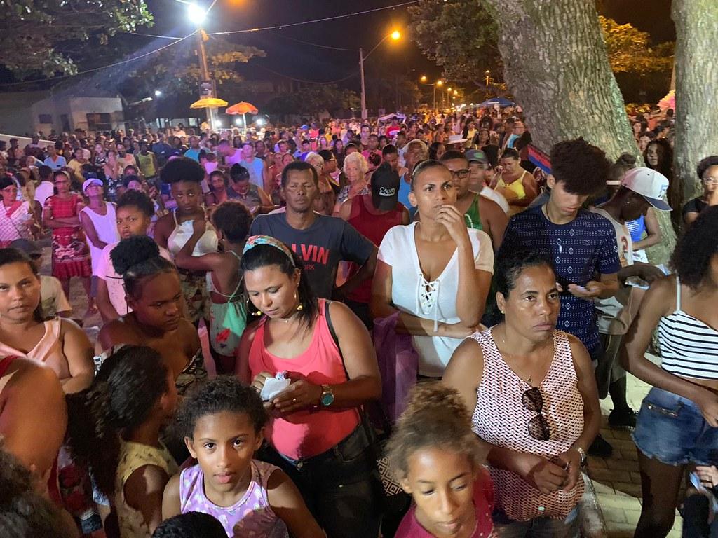 Inauguração da revitalização da orla de Alcobaça (1)