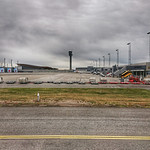 Oslo Airport - on the way home