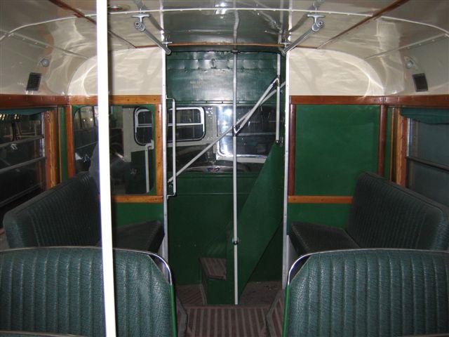 Interior dum autocarro, Museu da Carris (A. n/id., 200…)