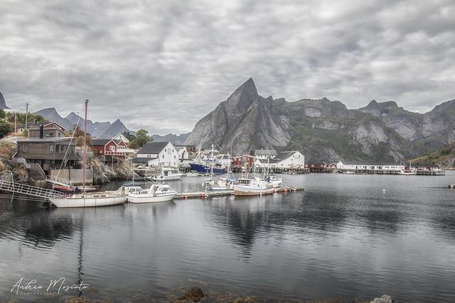 Hamnøy - Lofoten Islands (Norway)