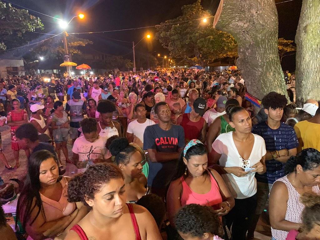 Inauguração da revitalização da orla de Alcobaça (2)