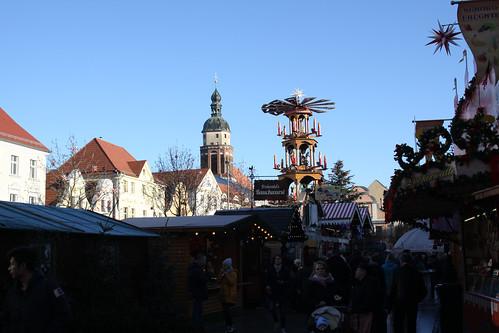 Weihnachtsmarkt Cottbus