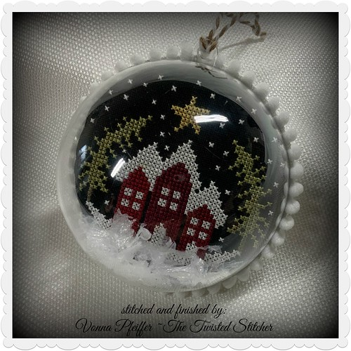 VP House Snowglobe 2