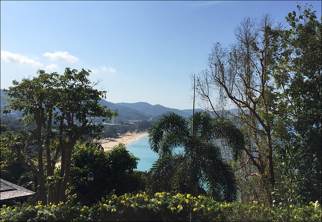 View of Karon Beach Phuket