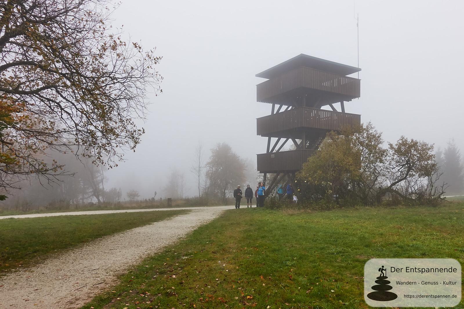 Auf dem Erbeskopf, Saar-Hunsrück-Steig, Etappe 10