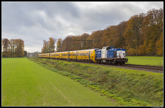 Volker Rail 203-4, Ellecom