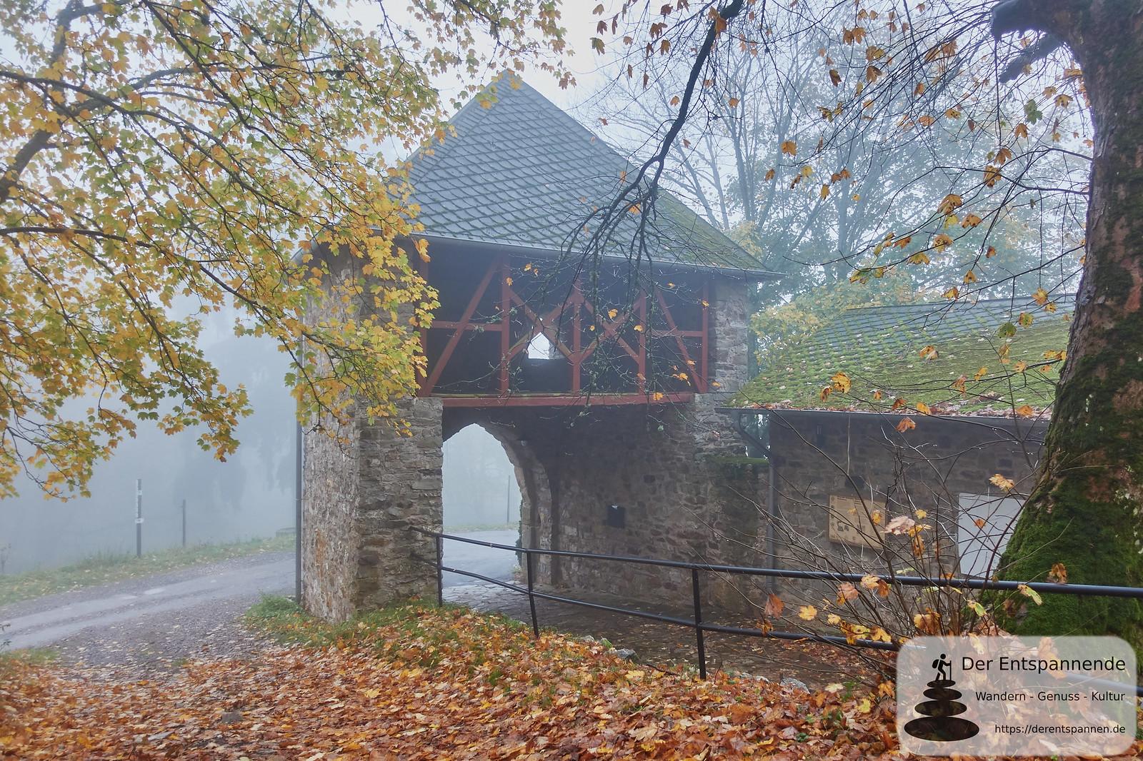 Burg Wildenburg bei Kempfeld im Hunsrück
