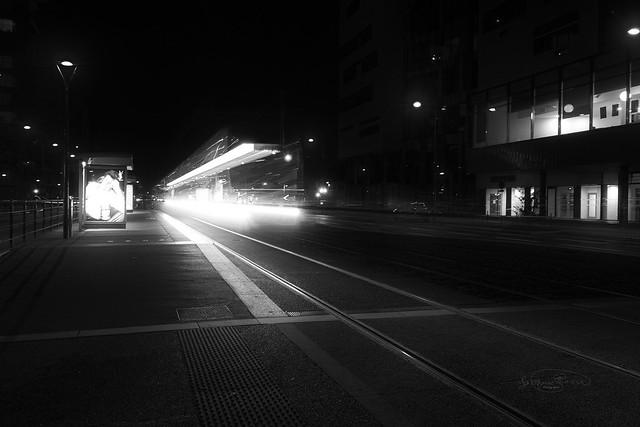 Un tramway nommé fantôme !