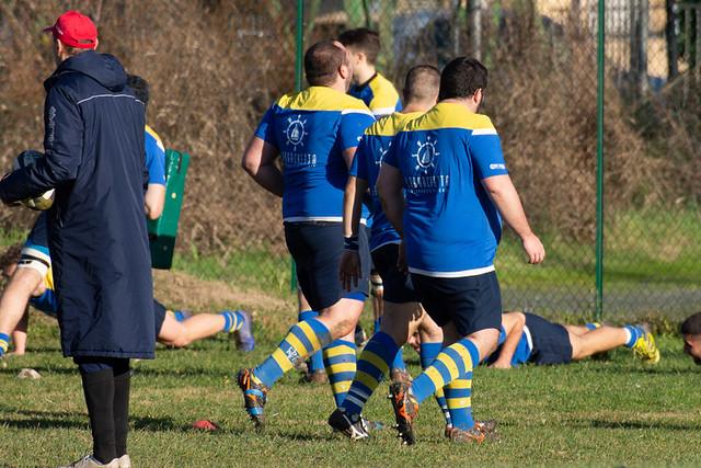 2019/20 - 1° XV - RPFC vs CUS Siena (foto Sicuri)