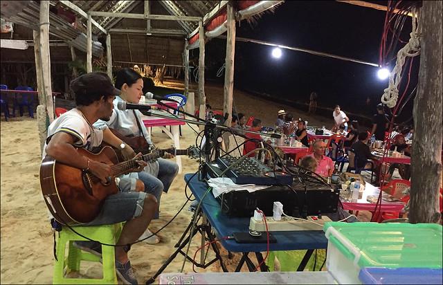 The Beach Bar at Cape Panwa Phuket