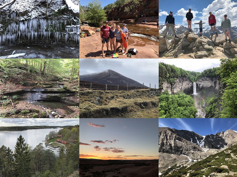 Top Ten Hikes of 2019