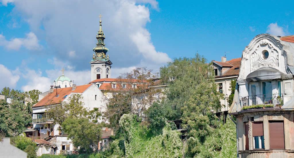 Bezienswaardigheden Belgrado: Saborna kathedraal | Mooistestedentrips.nl