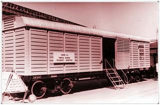 Exposición Ferroviaria 1968 - Railway Exposition 1968