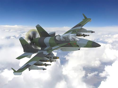 Stavatti SM-27 'Machete'