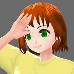 VRoid Studioをつかって、3Dアバターをつくってみました!