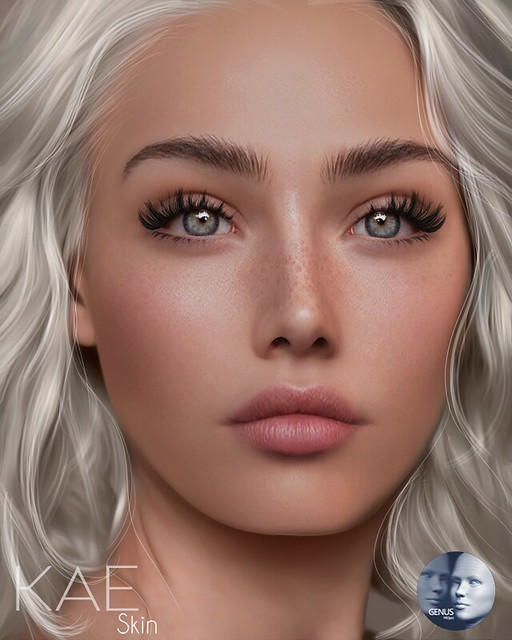 E.BEAUTY – KAE SKIN [GENUS]