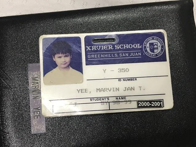 Xavier school ID