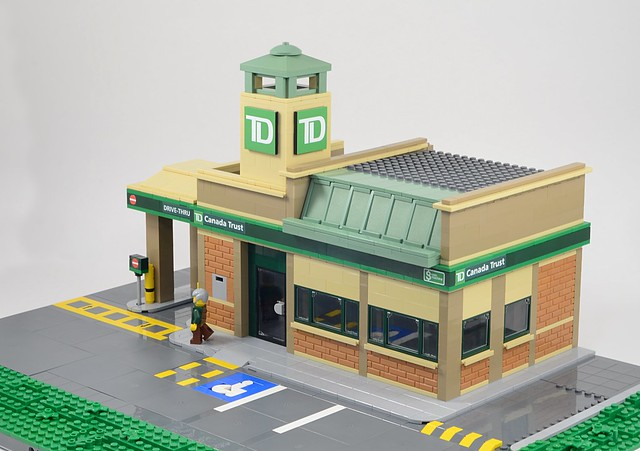 Lego TD Bank