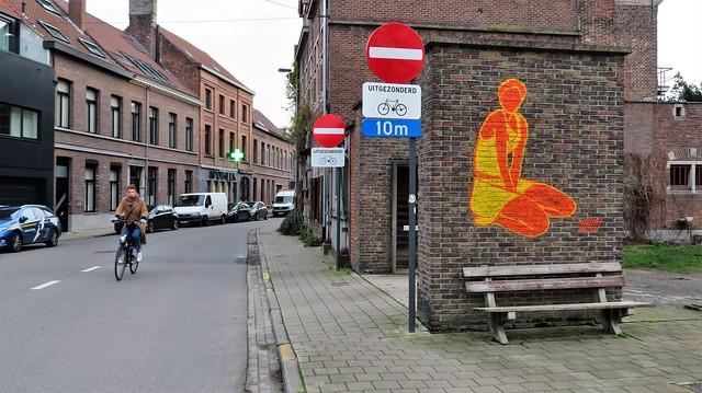 / Ekkergemstraat - 28 dec 2019