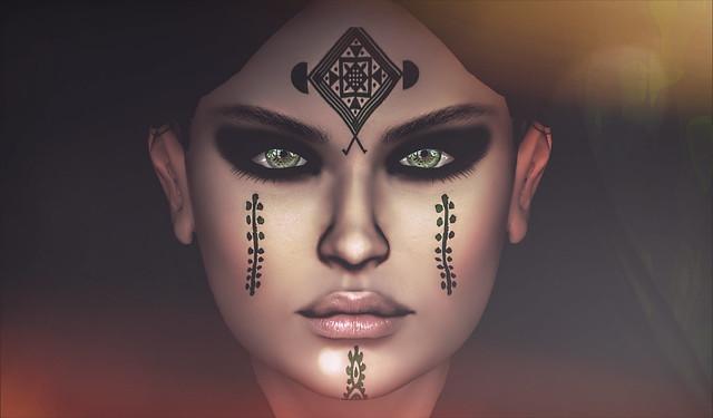 Berber / amazigh woman