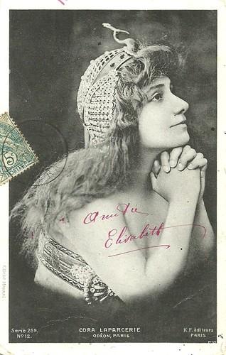 Cora Laparcerie