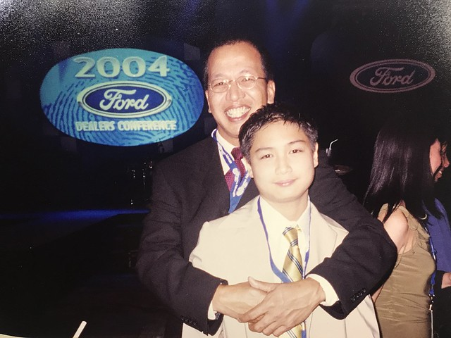 Edmund and Nyke 2004