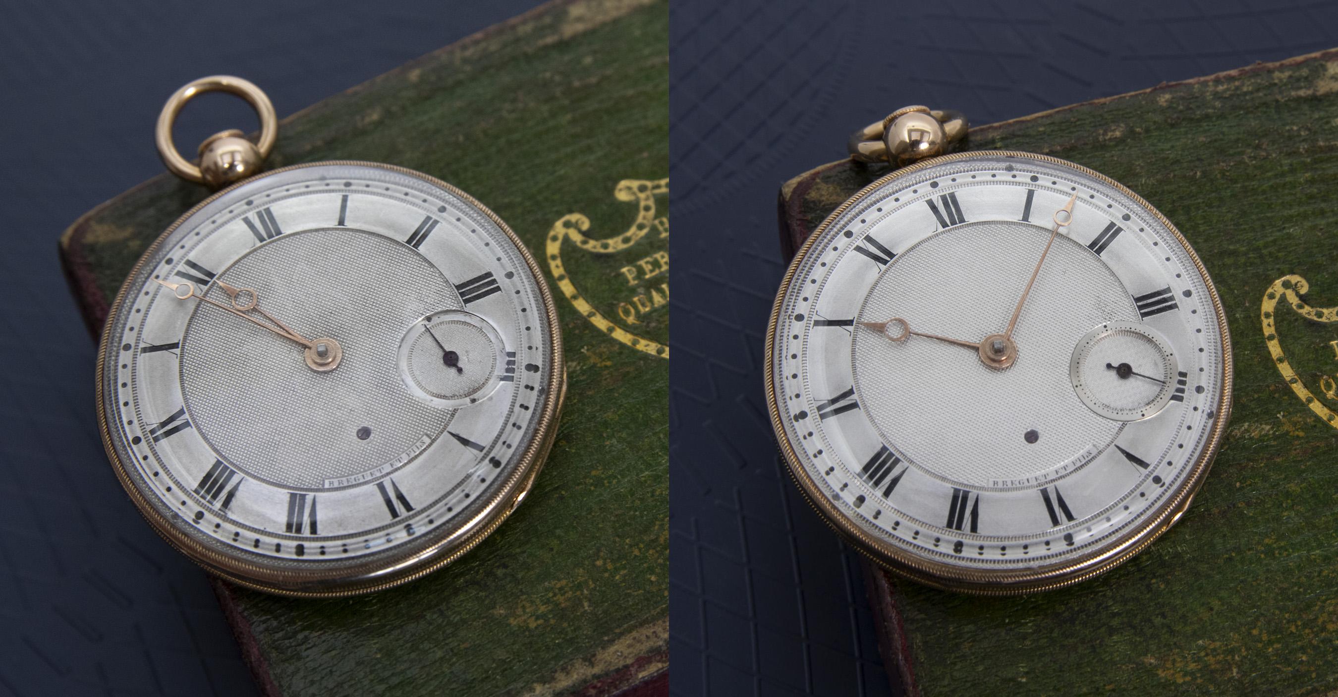 Breguet N°3190, vendue en 1819 au Baron de Vietinghoff 49289346861_b7c37f4137_o