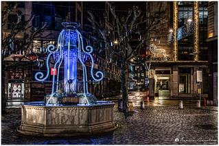 The fountain of light - Geneva - D85_0423