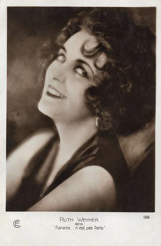 Ruth Weyher in Die Apachen von Paris (1927)
