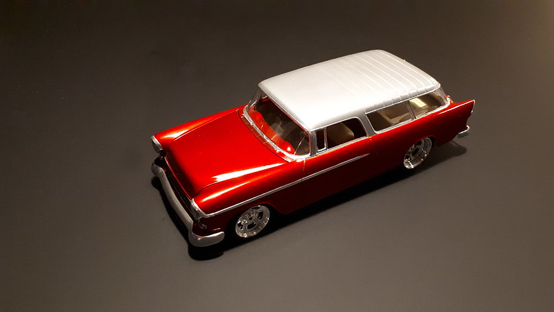 1955 AMT Chevy Nomad