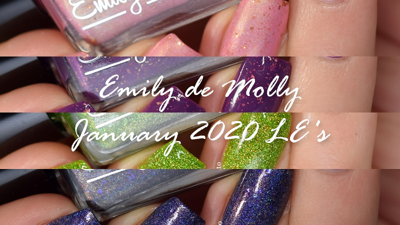 Emily De Molly January 2020 Limited Edition