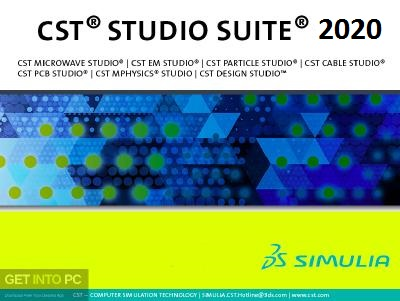 DS SIMULIA CST Studio Suite 2020 SP1 x64 full license