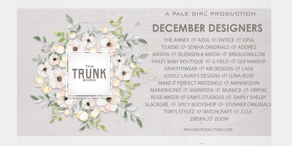 The Trunk Show December 2019