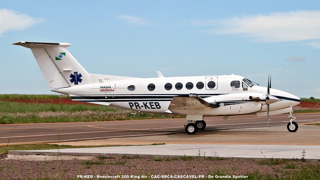 PR-KEB King Air