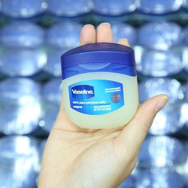 Thông tin về kem dưỡng ẩm Vaseline