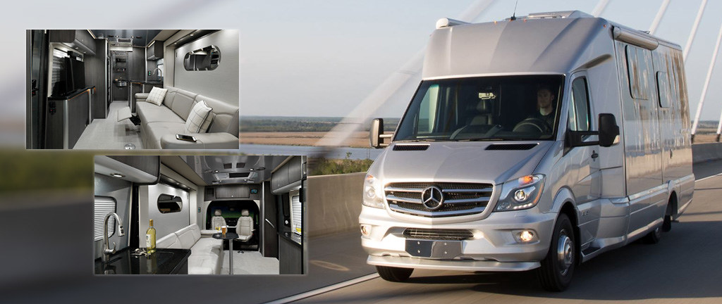 Mercedes-Benz Sprinter Airstream Atlas