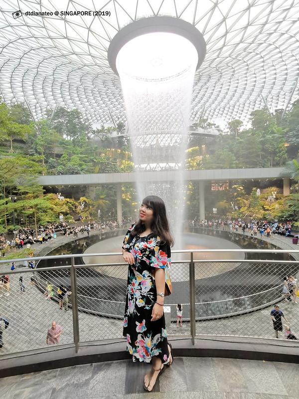 2019 Singapore Jewel Changi Airport 1