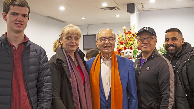 MLA George Chow's Holiday Open House 2019