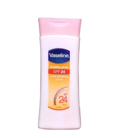 Vaseline Heathy White SPF24 Lotion