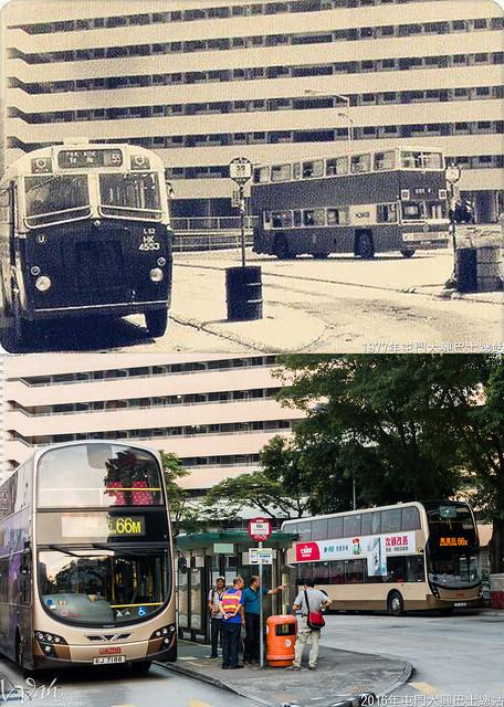屯門大興巴士總站1978年
