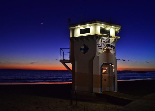 Good night, Laguna Beach