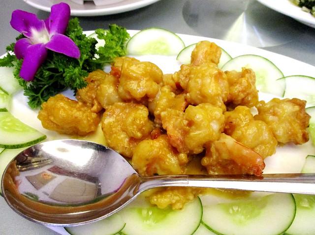 Ming Mei Shi creamy butter prawn balls