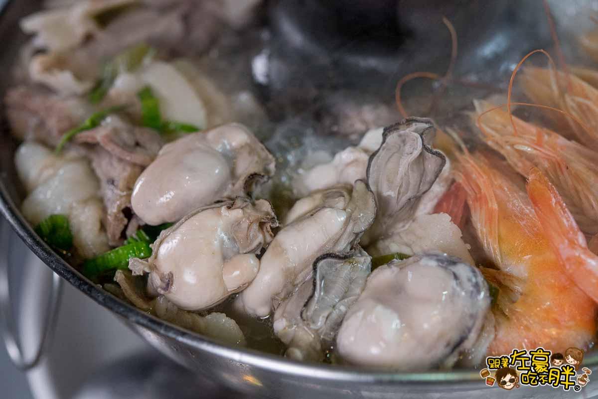 鳳山美食 一品圓食堂 文山特區美食-47