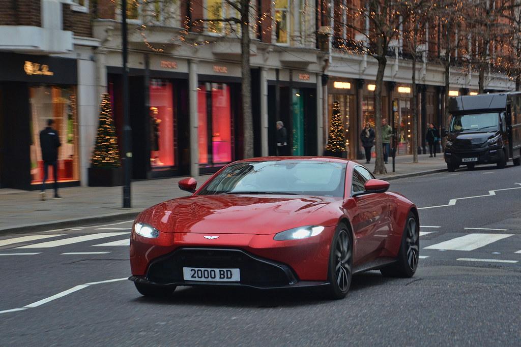 Aston Martin Vantage Owned By Www Instagram Com Mm Bravode Si Flickr