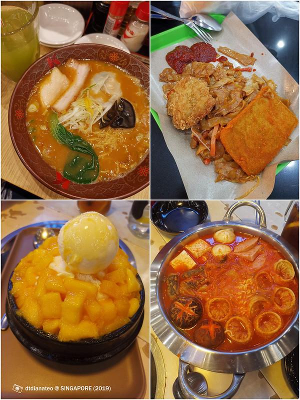 2019 Singapore Food