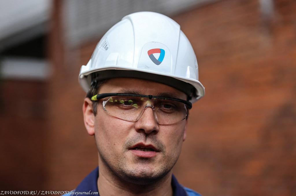 Череповецкий металлургический комбинат и их могучий Стан «2000» IMG_4215